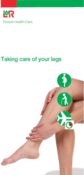 Taking care of your legs