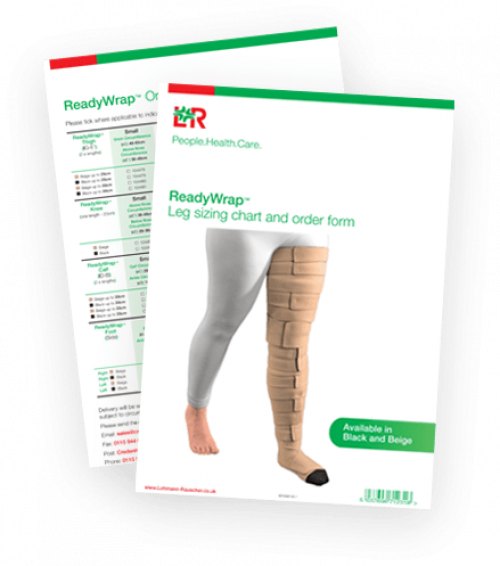 Compression Sizing And Measuring L R Medical Lohmann Rauscher Uk Formerly Activa Healthcare